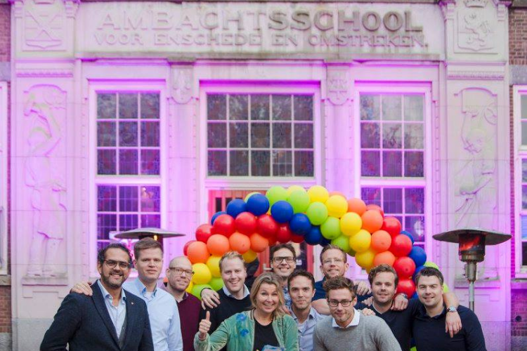 VRIJ Enschede ambachtsschool