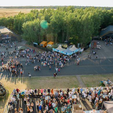 VRIJ Festival vliegbasis